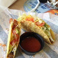Photo taken at Taco Bueno by Sandy L. on 7/27/2013