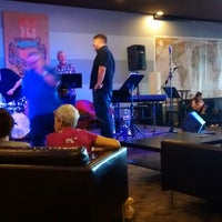 Photo taken at SoZo Coffeehouse by Tom S. on 9/20/2014