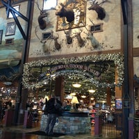 Photo taken at Bass Pro Shops by Danny L. on 12/1/2012