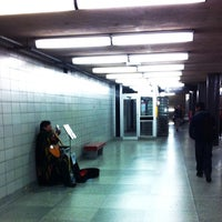 Photo taken at Finch Subway Station by St B. on 1/16/2013
