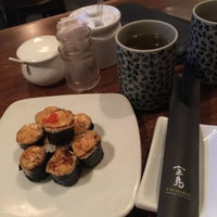 Photo taken at Takarajima Sushi by Sisy H. on 10/9/2016