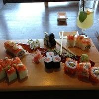 Photo taken at Nobori Japanese Restaurant by Bogdan Moldovan on 6/15/2013