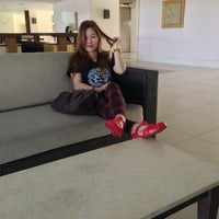 Photo taken at Field Residences Lobby by Sweet Grace G. on 3/2/2014