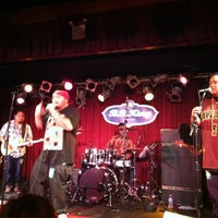 Photo taken at B.B. King Blues Club & Grill by JennyJenny on 11/4/2012