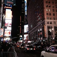 Photo taken at Times Square Alliance by Hasan b. on 12/30/2013