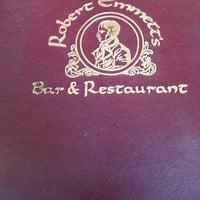 Photo taken at Robert Emmet's Restaurant by Rob L. on 3/22/2013