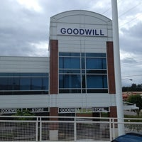 Photo taken at Goodwill Retail Store by David W. on 6/2/2013