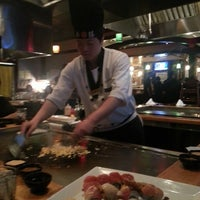 Photo taken at Ichiban Japanese Steakhouse And Sushi Bar by Amelia B. on 4/19/2013