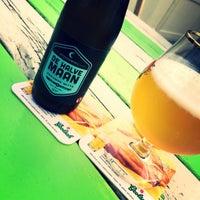 """Photo taken at Basic Beach Bar """"De Branding"""" by hugo l. on 9/5/2015"""