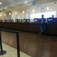 Photo taken at Chase Bank by Jerry T. on 4/22/2014