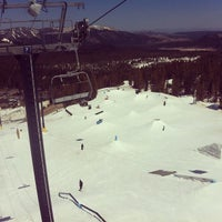Photo taken at Unbound Main Terrain Park by JAE WOO J. on 4/26/2013