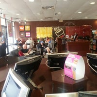 Photo taken at Dunkin' Donuts by Cat M. on 5/13/2014