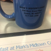 Photo taken at Mark's Midtown Coney by Ali on 5/15/2016
