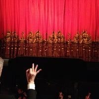 Photo taken at Majestic Theatre by Felipe M. on 2/8/2013