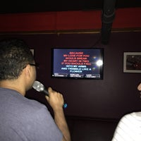 Photo taken at Karaoke Cave by Eli T. on 7/29/2016