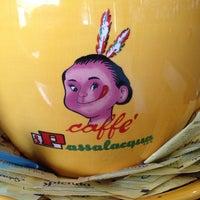 Photo taken at Bar Passalacqua by Nick C. on 12/14/2013