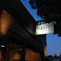 Photo taken at Bamboo Sushi by Adrian G. on 7/7/2013