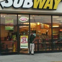 Photo taken at Subway by RockOut on 7/14/2013