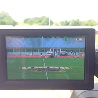 Photo taken at Stadium Complex by Mike E. on 7/15/2014