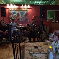 Photo taken at The Pandorica (Cup and Saucer Tea Room) by Marcelle on 6/20/2014