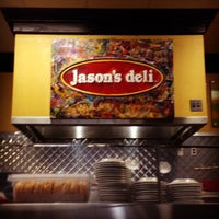 Photo taken at Jason's Deli by stepher on 8/9/2014