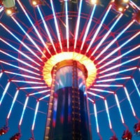 Photo taken at Windseeker by Brad F. on 5/27/2013