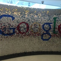 Photo taken at Google UK by Maria M. on 5/20/2016