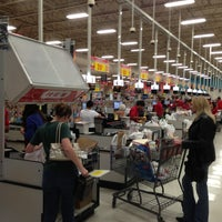 Photo taken at H-E-B by Bill G. on 3/10/2013