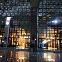 Photo taken at Masjid Putra by Wan A. on 3/27/2013
