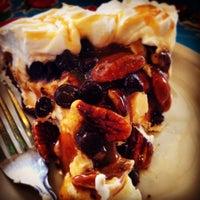 Photo taken at Texan Cafe & Pie Shop by Teresa C. on 12/6/2014