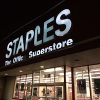 Photo taken at Staples by Bill B. on 12/15/2013