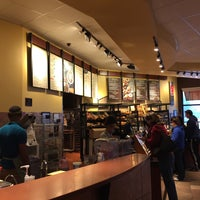 Photo taken at Panera Bread by Bill B. on 1/18/2015