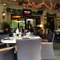 Photo taken at Monarch Restaurant by Stephen M. on 10/18/2013