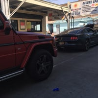 Photo taken at Sun Hand Car Wash by Vadim G. on 2/12/2016