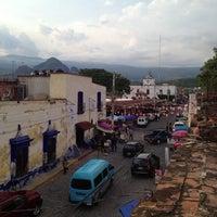 Photo taken at Tlayacapan by Víctor C. on 6/30/2013