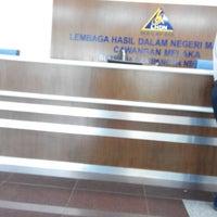 Photo taken at Lembaga Hasil Dalam Negeri by Azize H. on 5/14/2014