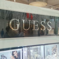Photo taken at Guess Store by Salvatore R. on 8/24/2016