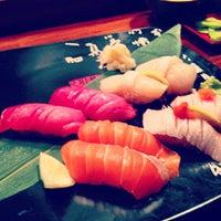 Photo taken at Ryoko's Japanese Restaurant & Bar by lunani on 4/18/2013