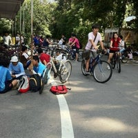 Photo taken at Taman Pertanian Malaysia by Moky on 6/22/2014
