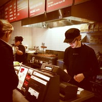 Photo taken at Chipotle Mexican Grill by J.S. C. on 12/22/2012