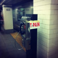Photo taken at MTA Subway - 103rd St (1) by Nat H. on 9/17/2012