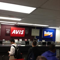 Photo taken at Avis Car Rental by Robert K. on 12/15/2012