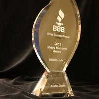Photo taken at Better Business Bureau Serving Eastern Missouri and Southern Illinois by Better Business Bureau Serving Eastern Missouri and Southern Illinois on 2/18/2014