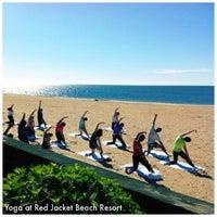 Photo taken at Red Jacket Beach Resort & Spa by Cindi G. on 7/13/2013