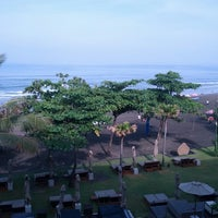 Photo taken at Anantara Seminyak Bali Resort & Spa by Deir T. on 4/7/2013