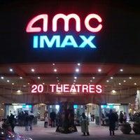 Photo taken at AMC Mercado 20 by Omar O. on 12/15/2012