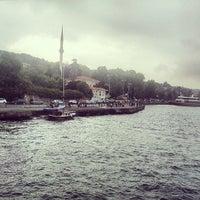 Photo taken at Emirgan Sahili by anıl c. on 5/14/2013