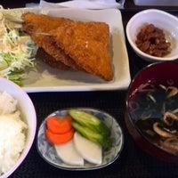 Photo taken at 食堂さくら屋 by Yukino S. on 11/23/2014