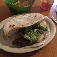 Photo taken at Taqueria Aguas Calientes by Peter R. on 6/17/2016
