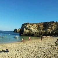 Photo taken at Praia da Batata by Bogdan C. on 7/29/2012